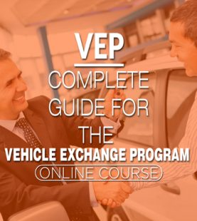 VEP-Complete Guide for the Vehicle Exchange Program Online Course