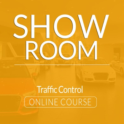 Showroom Traffic Control Online Course
