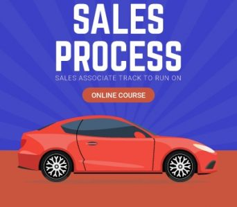Sale Process – Sales Associate Track to Run On Online Course